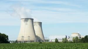 Centrale nucléaire avec 2 réacteurs